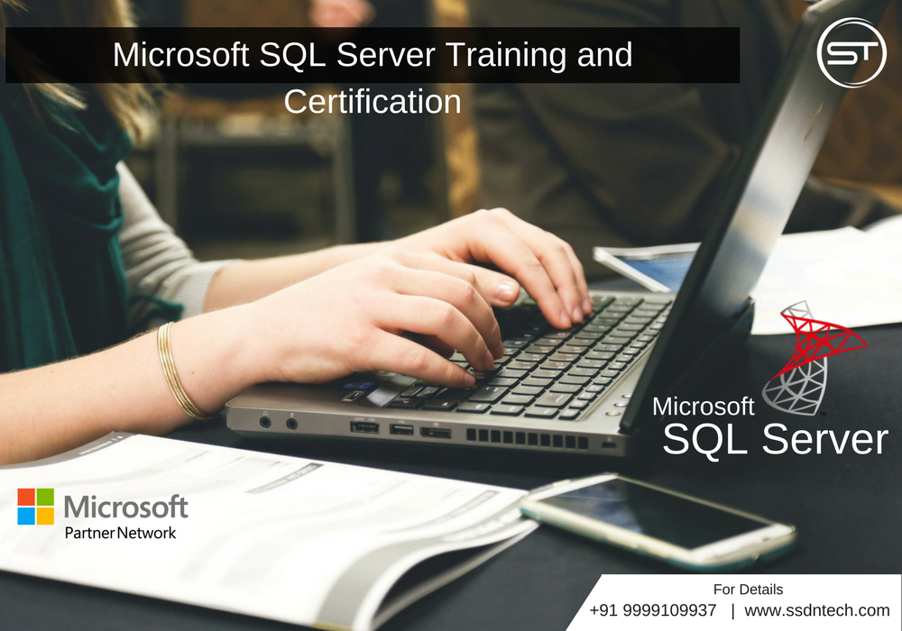 Sql Server Training In Gurgaon India Provided By Ssdn Technologies