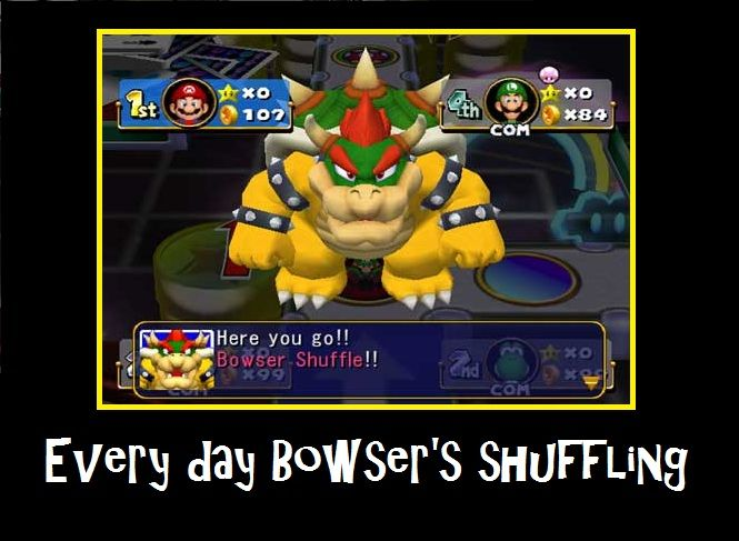 Mario Party 4 Demotivational By Yoshi317 Deviantart Com On