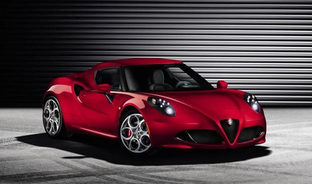We have been waiting a while for this one. The Alfa Romeo 4C Production #cars #autos