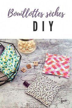 Bouillotte sèche DIY : Couture d'Automne facile - Violette Factory