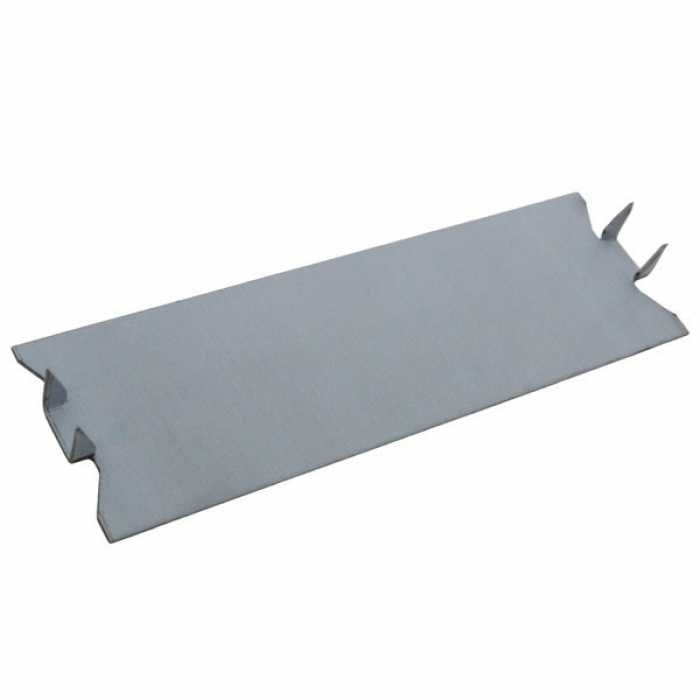 Sioux Chief 530 3 100 1 5 X 3 Stud Guard Steel Plate Protectors 18 Gauge 100 Box Steel Steel Plate Plates