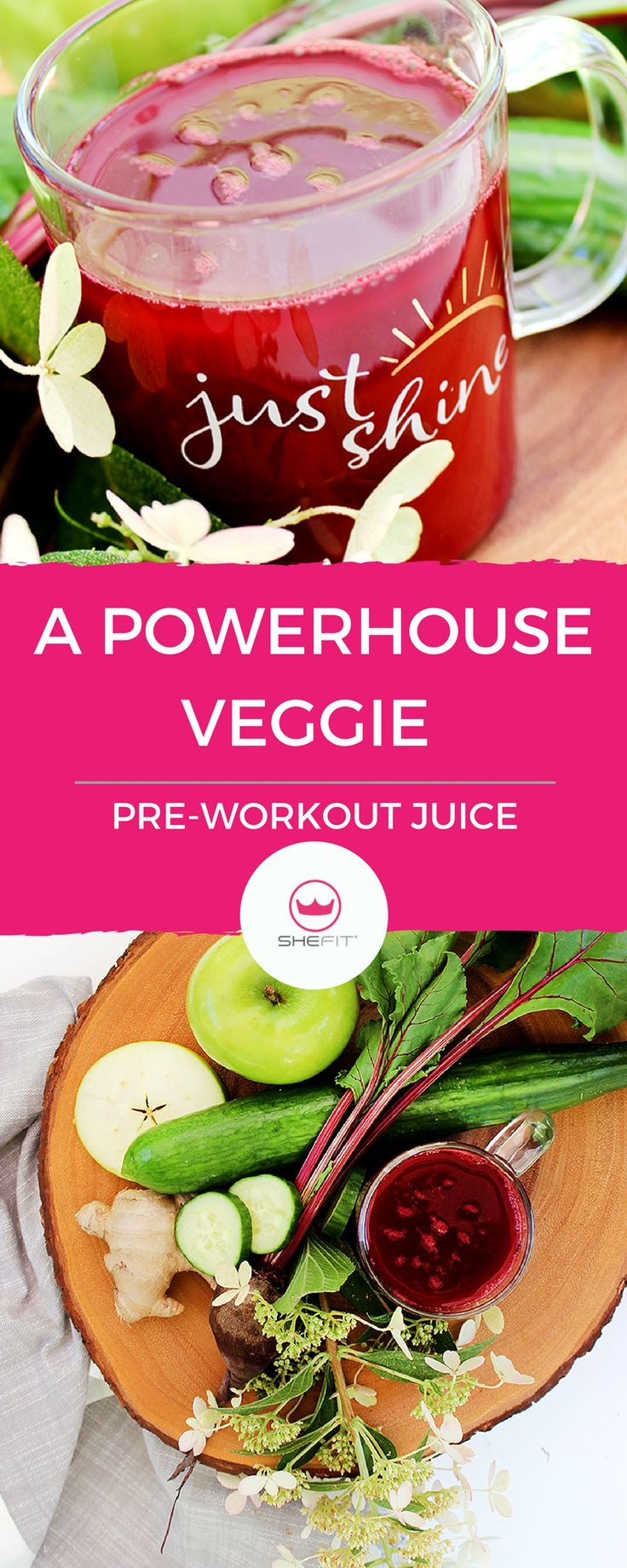 Beets for pre workout fuel 3 all natural homemade drink recipes fitness athletes to use beets as a natural preworkout energydrink these homemade pre workout drink recipes for women are guaranteed to give you an forumfinder Image collections