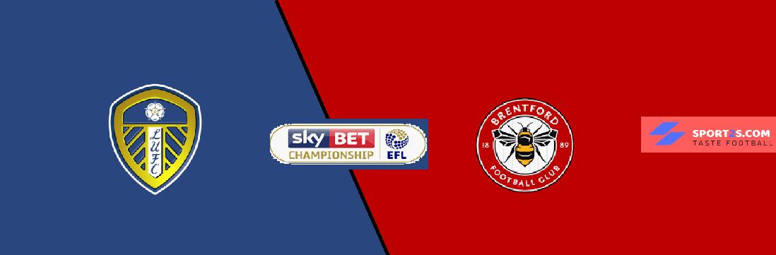 Leeds United Vs Brentford Live Kick Off Time Live Stream Uk Tv Channel Team News For Championshi Leeds United Uk Tv Tv Channel
