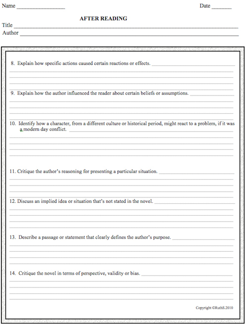 Relative dating worksheet middle school