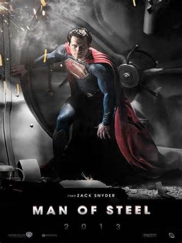 Man Of Steel Finally Got The Flying RIGHT