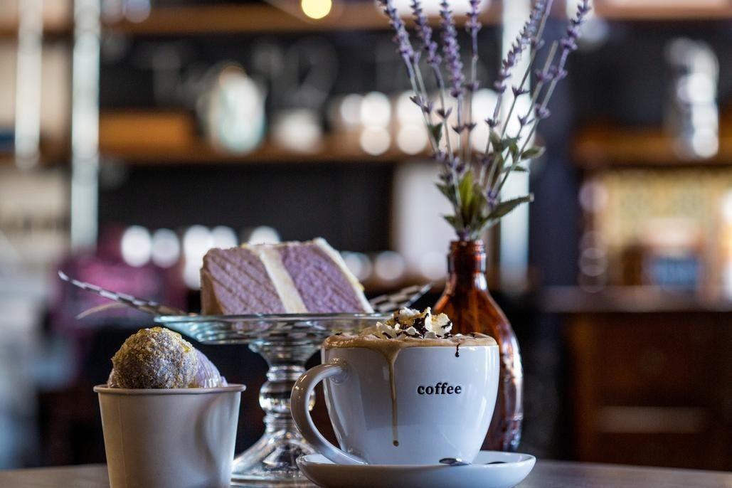 Creme sugar dessert and coffee in anaheim hills ca