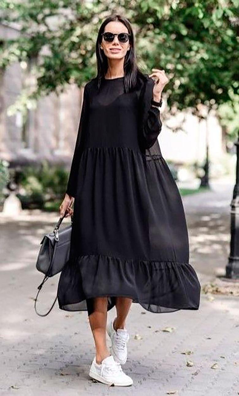 Este Clásico Viene De Vuelta! Larga Vida Al Vestido Negro   Cut & Paste – Blog de Moda