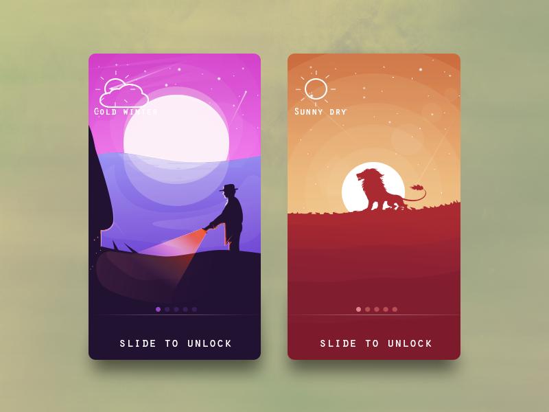 Ui Design Screen Wallpapers Wip By Mansoor