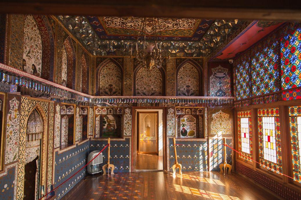Sheki Khans Palace Azerbaijan Travel Azerbaijan Travel Islamic Architecture Baku City