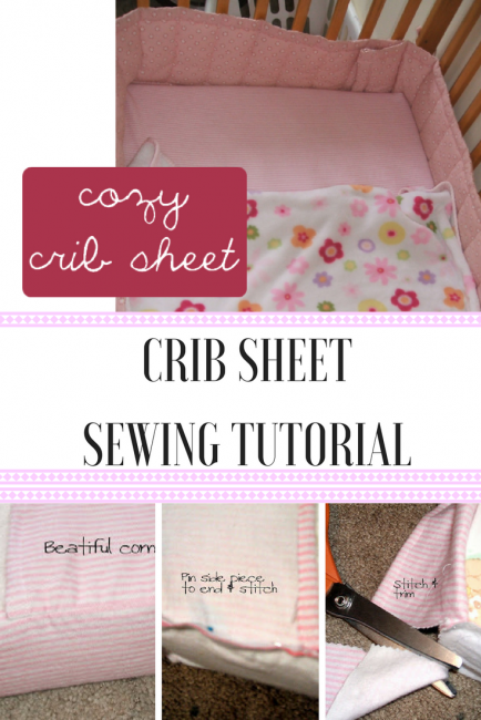 Crib Sheet Tutorial Crib Sheet Tutorial Crib Sheet Pattern