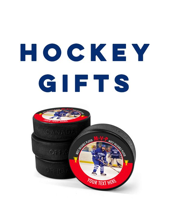 Hockey Gift Ideas From Chalktalksports Com Unique And Personalized Gift Ideas For Hockey Players Parents Fans And Co Hockey Gifts Senior Gifts Sports Hockey