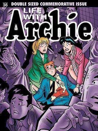 Life With Archie.... Archie Andrews dies....
