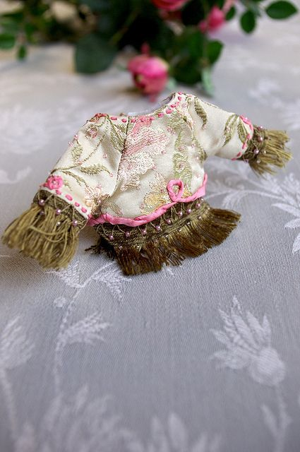 For Annie ≈ Russian Senteurs ≈ | Blythe clothes for dolls : tutorial : Kikihalb ♧ Forest~Tales ♧