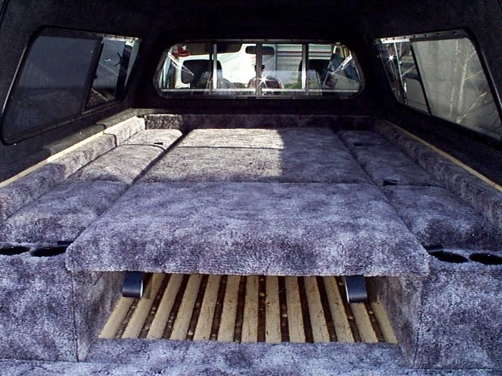 Image Of Gallery Of Truck Bed Camper Shell Camper
