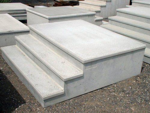 Precast Concrete Steps Крыльцо Лестница