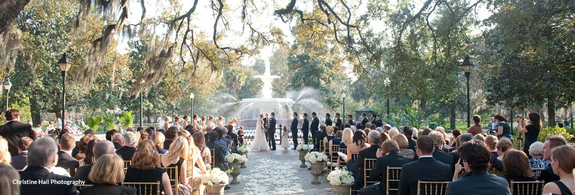 Savannah Weddings I Do