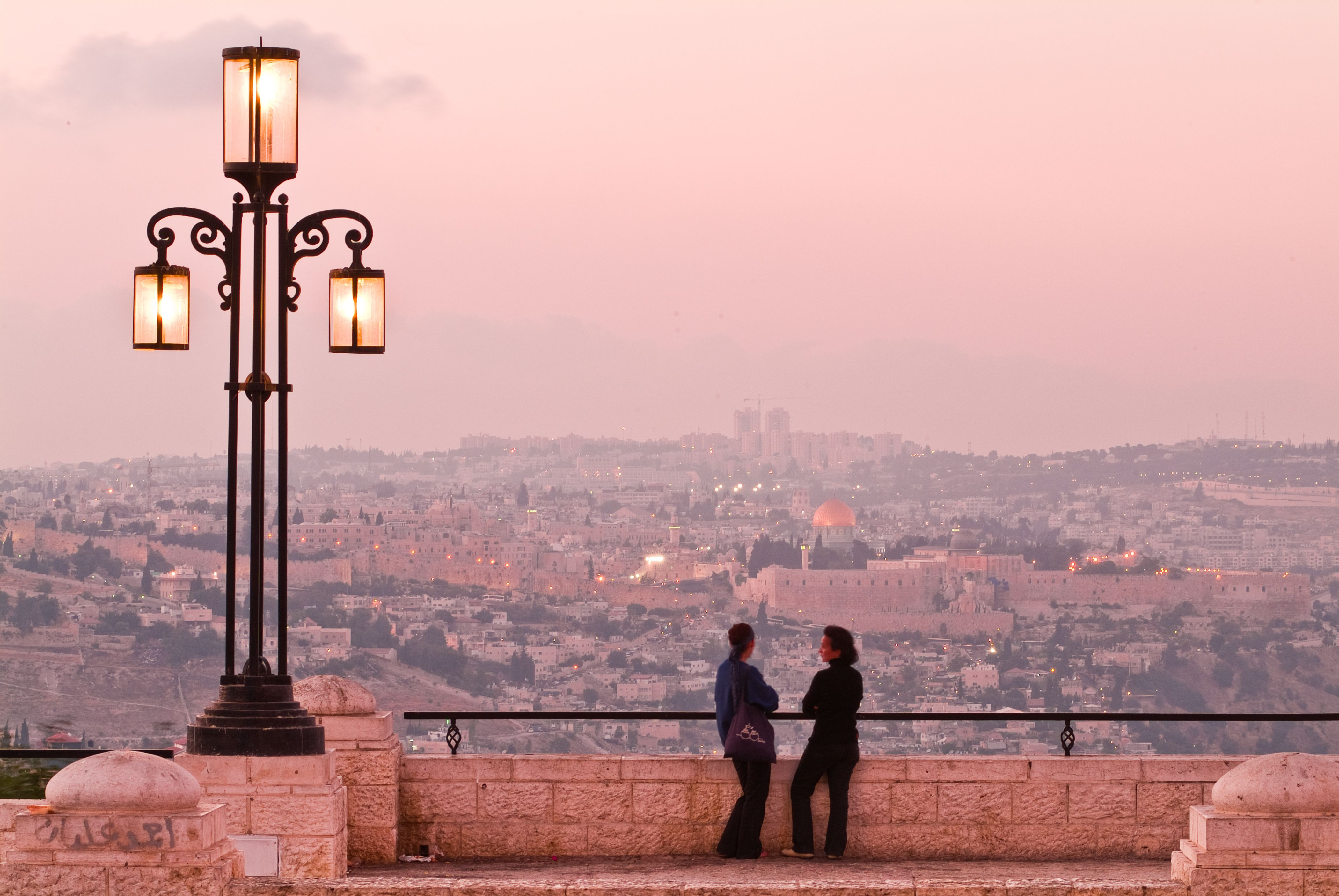 Top 10 places to see while in Israel