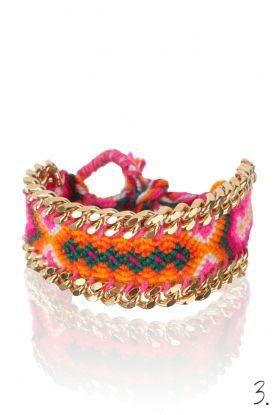Kim & Zozi |  Bracelet Chain | gold