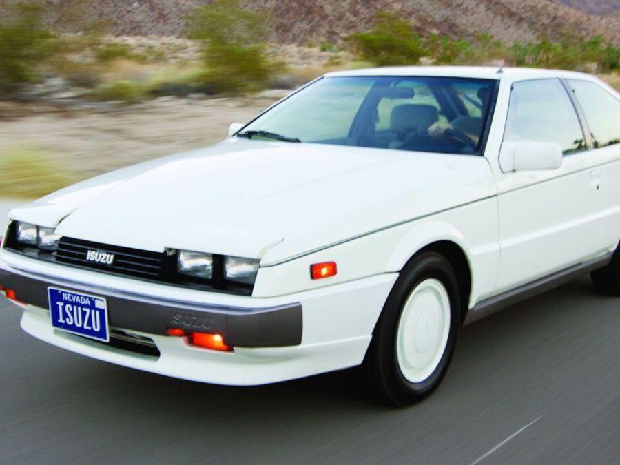 Finger On The Im Pulse 1987 Isuzu Impulse Turbo Rs In 2020 Turbo Economy Cars Small Cars