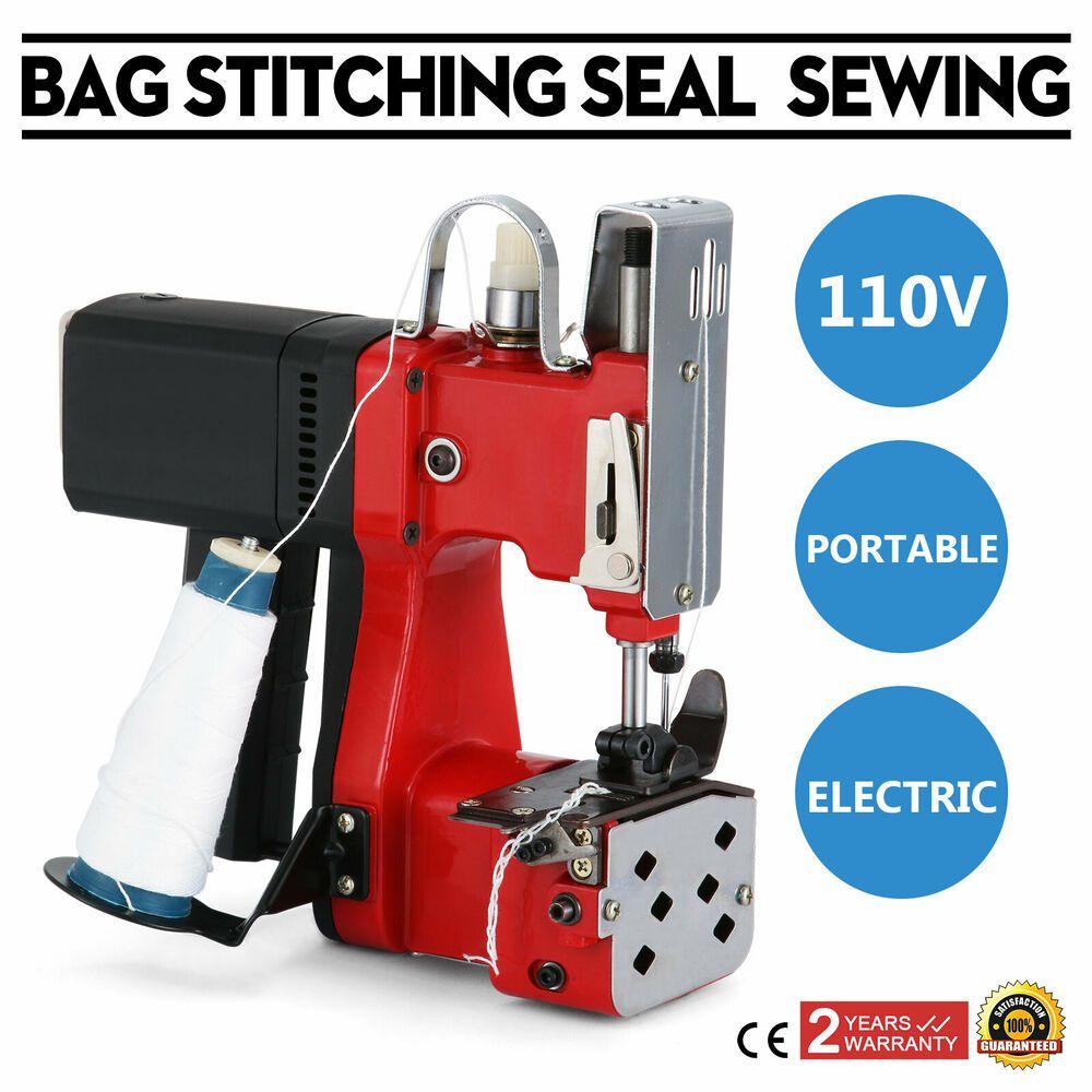 eBay Sponsored Electric Bag Sewing Machine Sealing