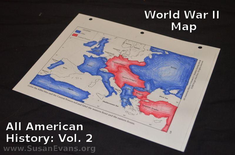 Photo of Modern History Notebook – Susan's Homeschool Blog