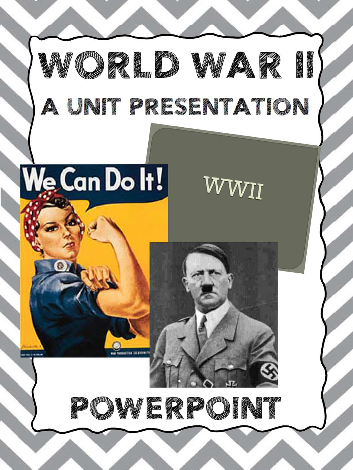 A Powerpoint Presentation Covering World War Ii Aligned