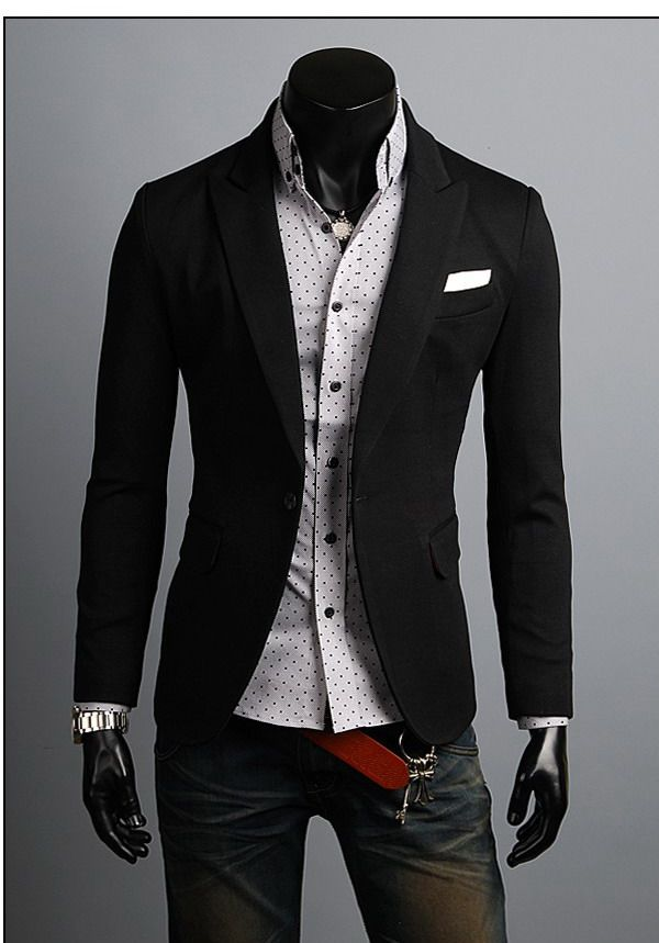 Mens Slim Fit Premium Herringbone Shawl Jacket Blazer | Men ...