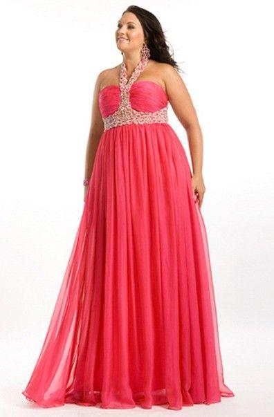 cutethickgirls.com inexpensive plus size prom dresses (16 ...