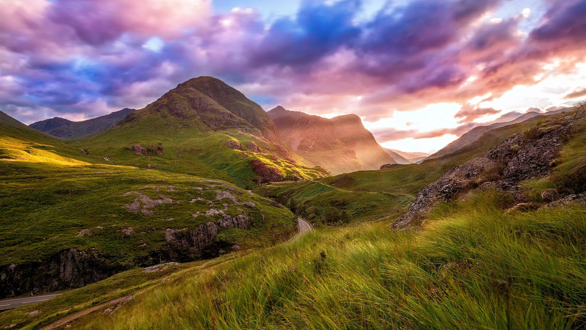Pin by delaney holliman on art subjects scenery wallpaper mountains scotland - Highland park wallpaper ...