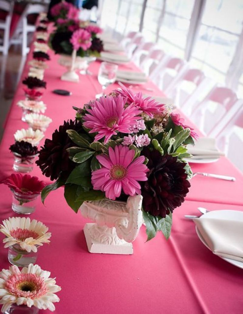 Wedding Reception Decorations On A Budget | Wedding Reception Table ...