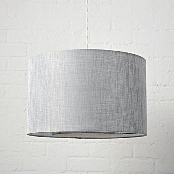 Hangin Around Silver Textured Ceiling Light