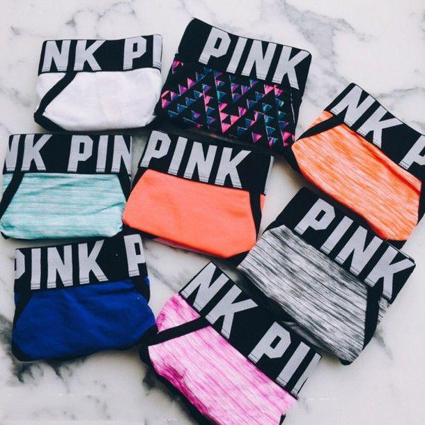 underwear Victoria s secret pink