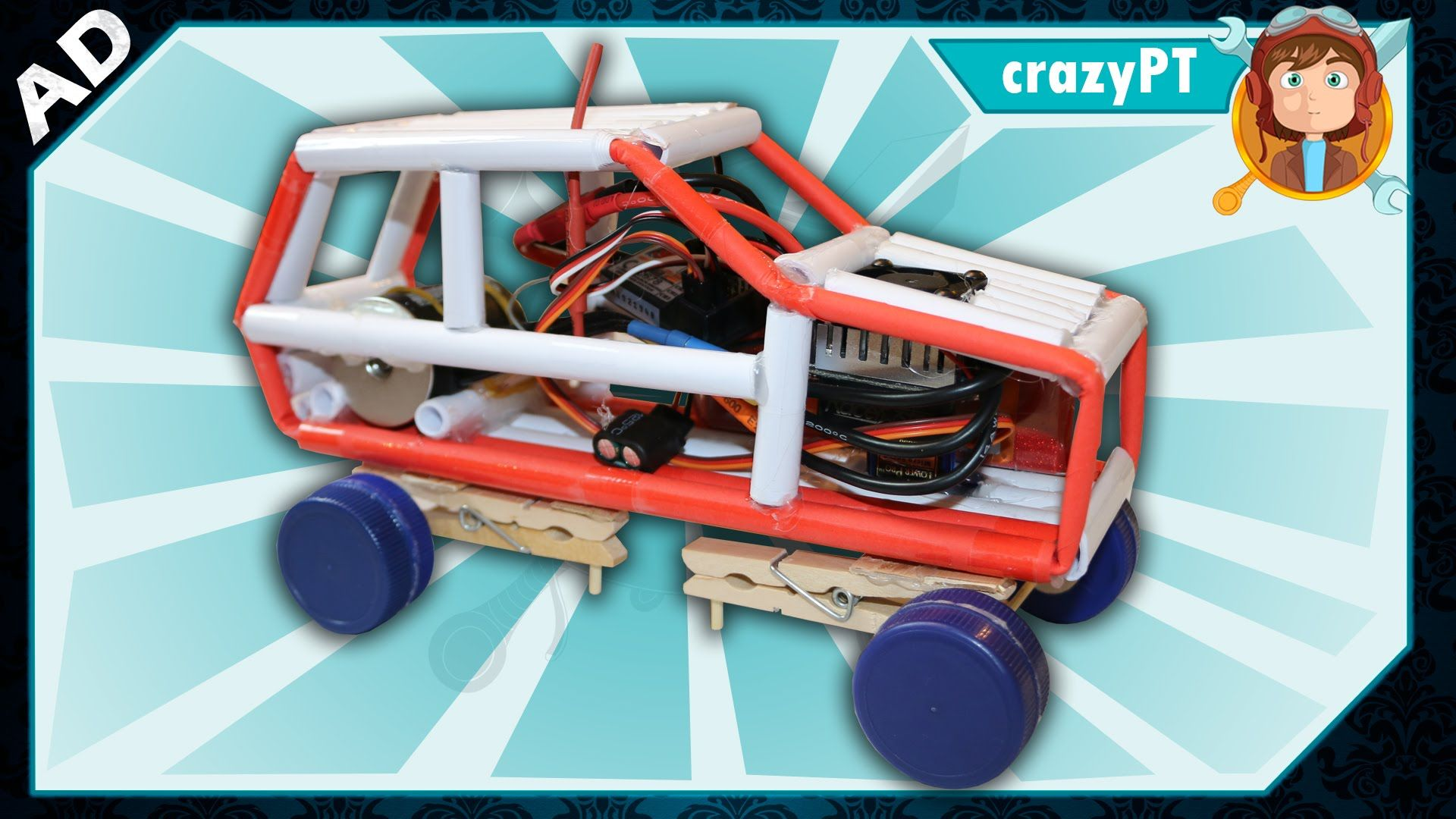 how to make a paper car
