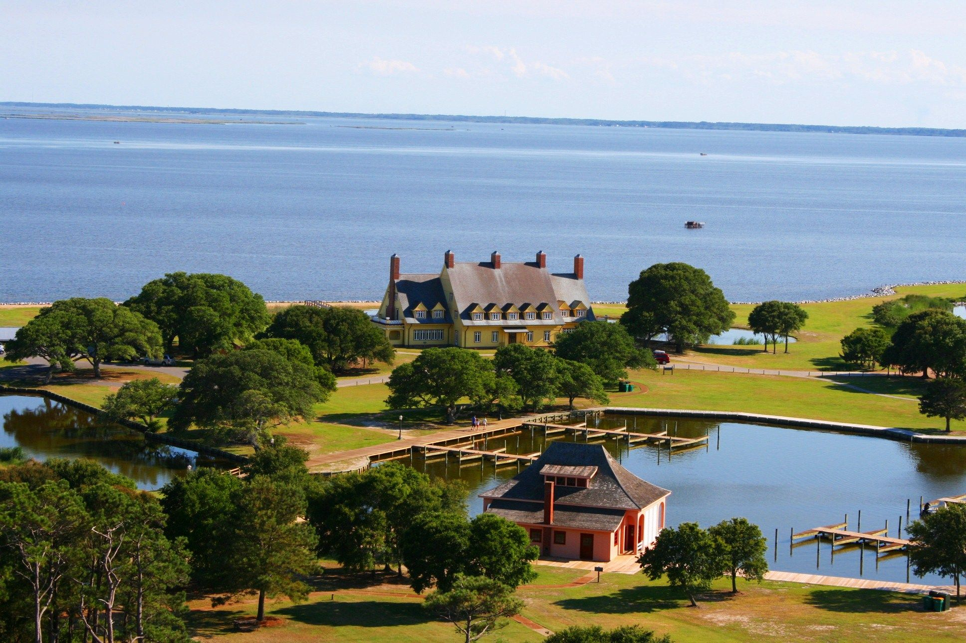 Whalehead Club Corolla Outer Banks Outer Banks Nc Coastal Carolina