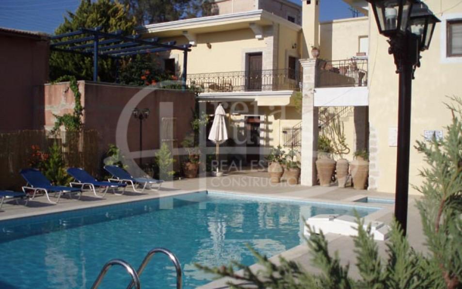 Kamilari South Crete Luxury Three Storey Villa And Apartments For Sale In Kamilari Crete Cretahouses Kreta