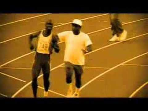 First commercial to every make me tear up.  Must be the runner thing ;)  Visa Go World Ad - Derek Redmond 2008 (apologies can't find a clean/original version online)