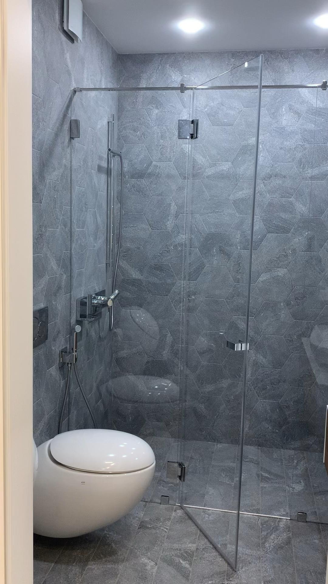 Душевая комната. Ванная стиль.
