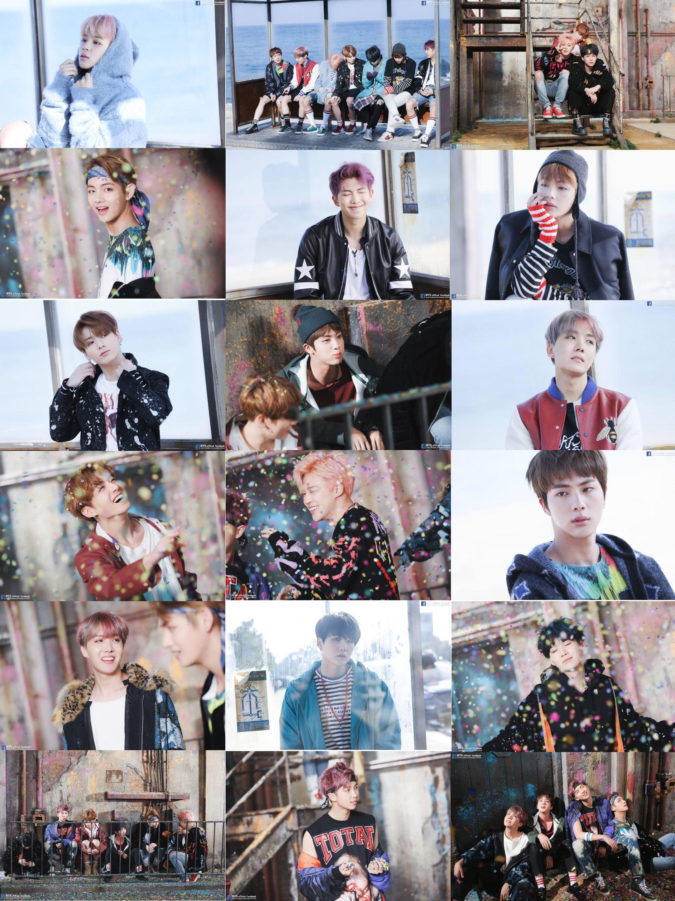 BTS 방탄소년단 You Never Walk Alone