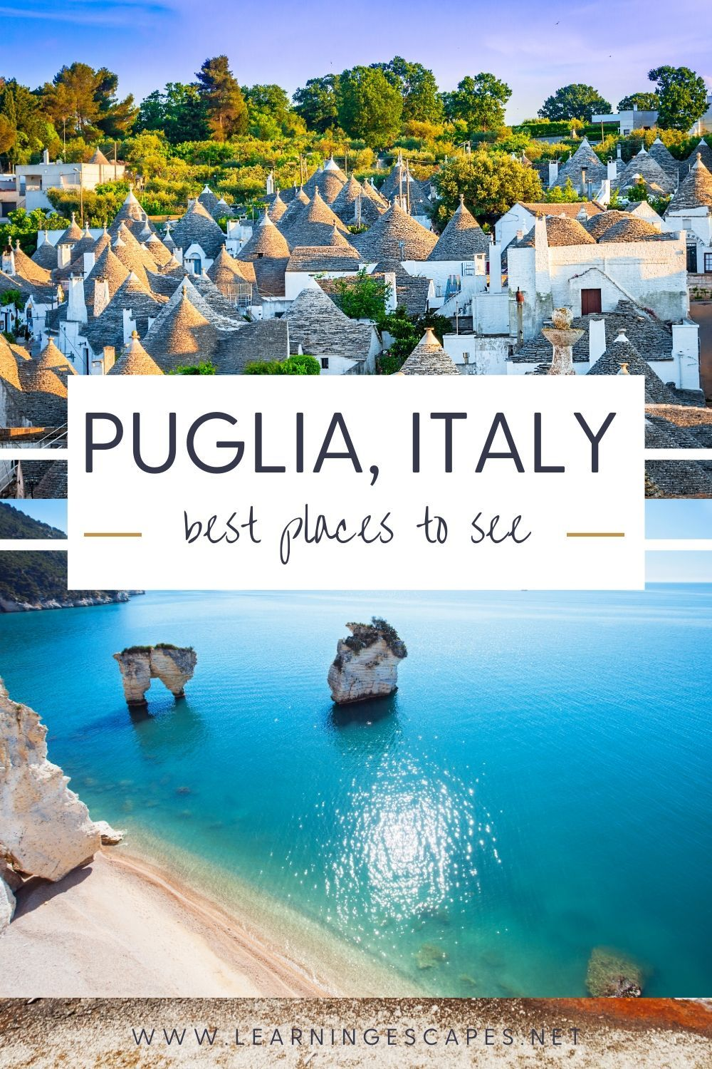 Photo of The best places to visit in Puglia, Italy