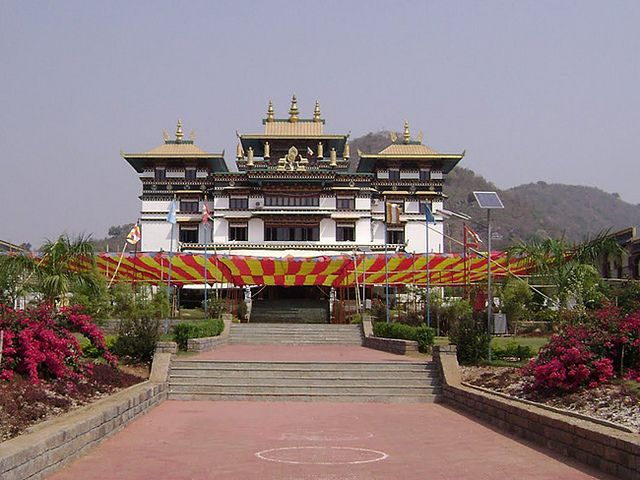 Awesome Buddhist monastery in odisha, seen it yet? More details in ...