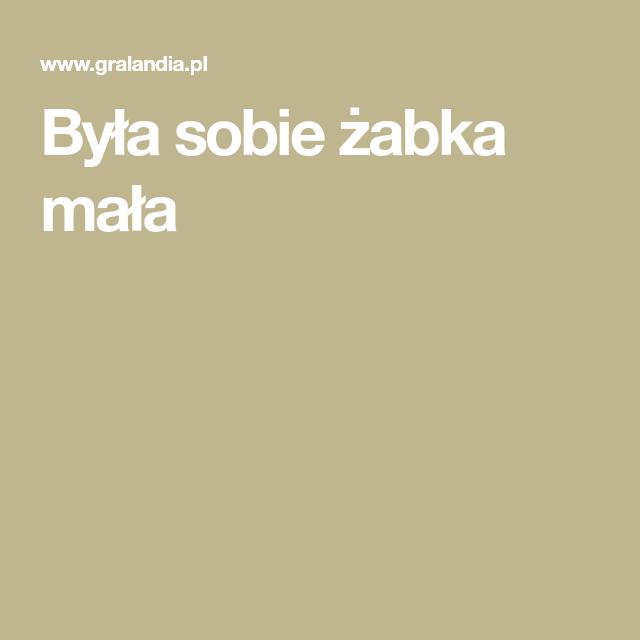 Byla Sobie Zabka Mala Lockscreen Lockscreen Screenshot Screenshots