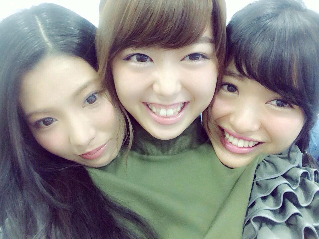 Mocchi・Miichan・Kitarie #AKB48