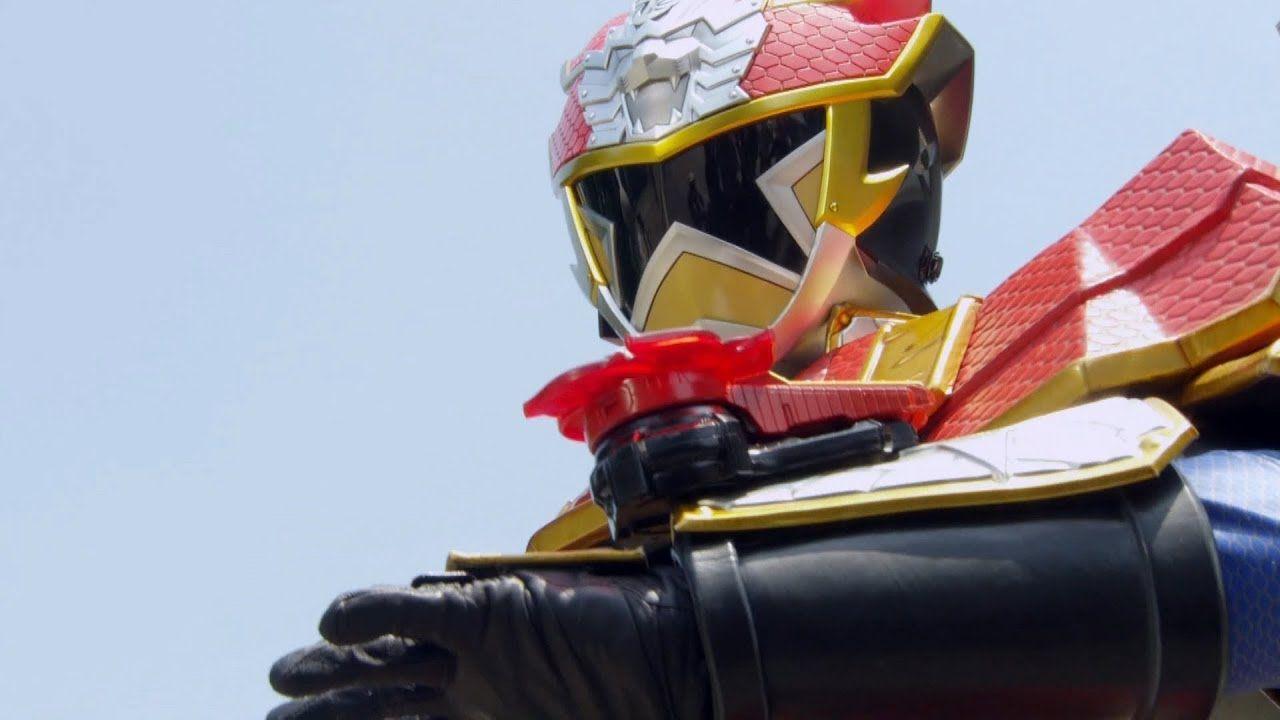 Power Rangers Super Ninja Steel Lion Fire Gold Ranger Teaser Trailer Power Rangers Power Rangers Ninja Steel Ranger