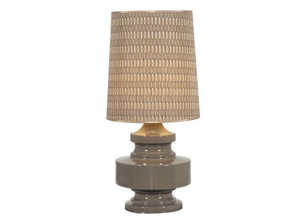 Saint Martin Direct Indirect Light Table Lamp By Hamilton Conte Paris Ceramic Table Lamps Lamp Interior Lighting