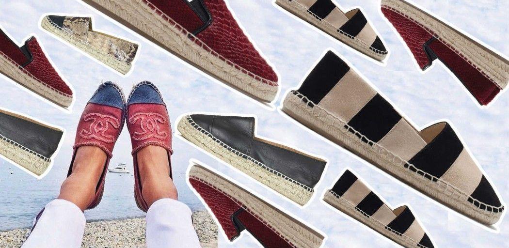 Jak Nosic Espadryle I Gdzie Je Kupic Slip On Sneaker Sneakers Slip On