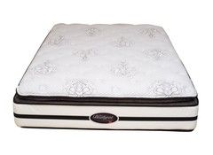 Beautyrest Mattress Reviews Consumer Reports >> Simmons Beautyrest Glover Park Firm Pillowtop Sears