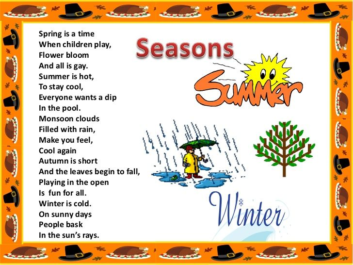 rainy season essay for nursery