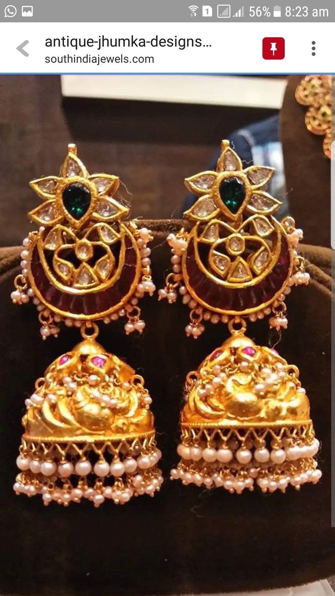 Pin by irina garg on jewellery pinterest gold jewellery jewel