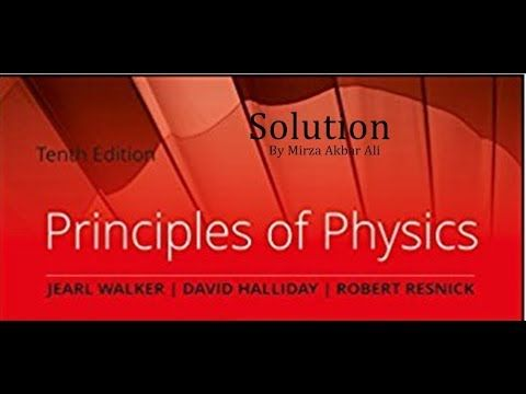 Fundamentals Of Physics By Halliday Resnick Walker 10th