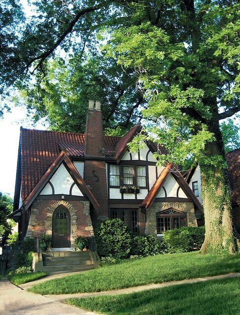 Tudor Style Cottage